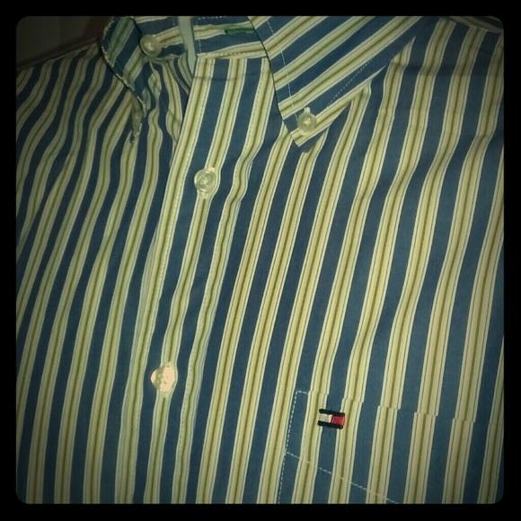 0cbf7d0d29c Classic Tommy Hilfiger Business Casual Shirt. Tommy Hilfiger.  M 5a828201739d48e1c42557c3. M 5a82820e72ea88f0d414e3ac.  M 5a828219daa8f6fa83bc46ba
